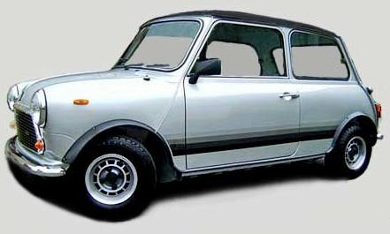 Austin Mini Mk 1100 Special технические характеристики габариты